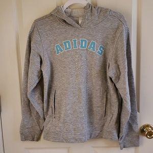 Adidas Girls Pullover Hoodie XL